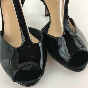 LOFT Shoes - Loft patent leather t-strap heels